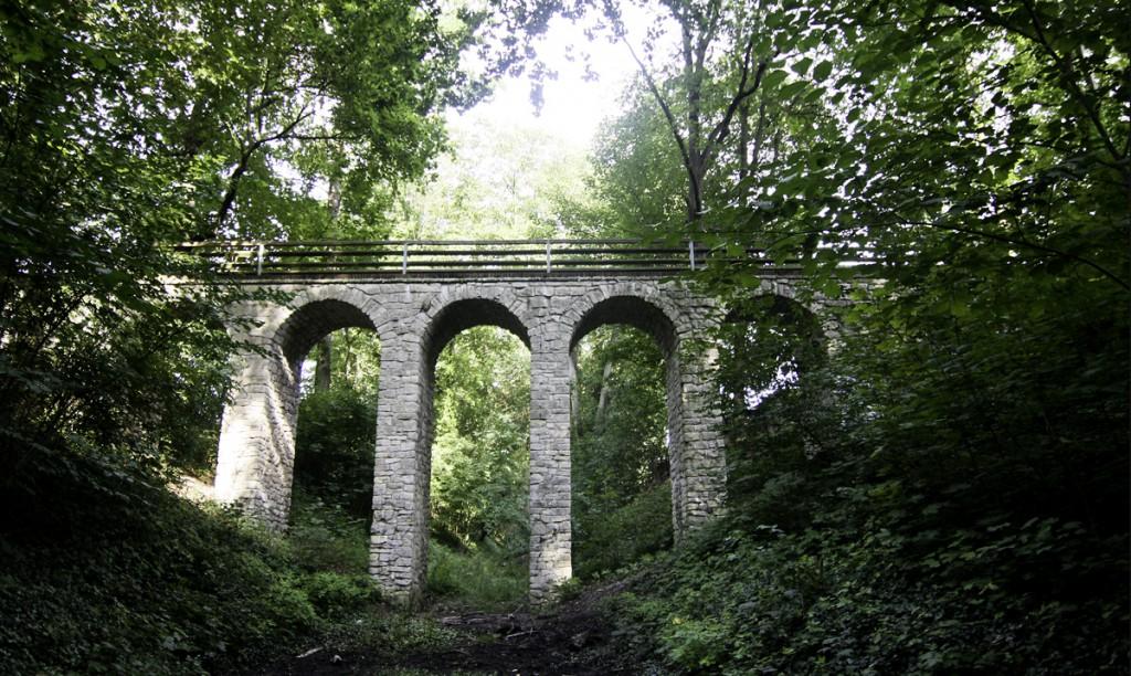 Die Teufelsbrücke in Bornstedt. Foto: Potsdamentdecken.de/bouche