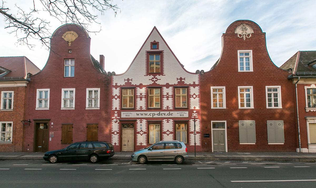 Kurfürstenstraße 7 Potsdam
